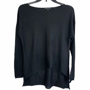 Eileen Fisher Sweater Long Sleeve Wool Blend XXS